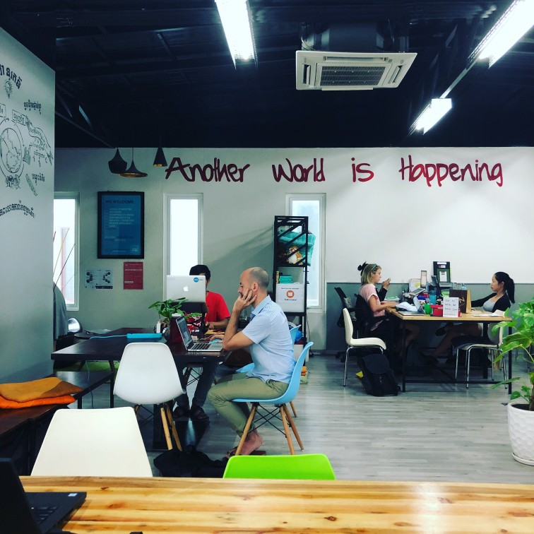 Impact Hub, Kambodža