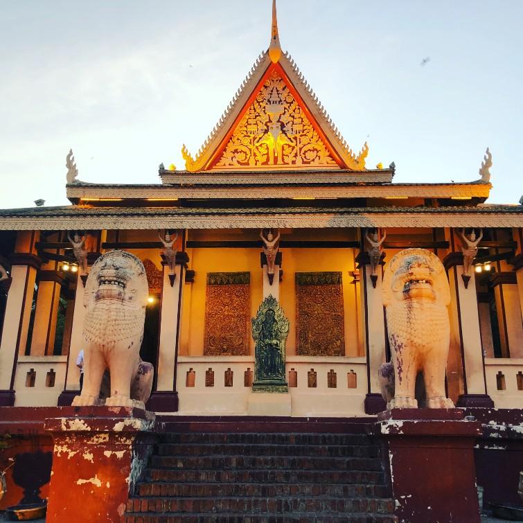 Phnom Wat, Kambodža