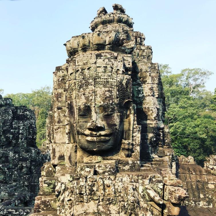 Bayon, Kambodža